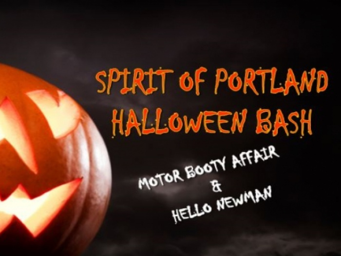 Spirit Of Portland Halloween Bash